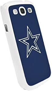 Forever Collectibles Dallas Cowboys Team Logo Hard Snap-On Samsung Galaxy S3 Case by Forever Collectibles