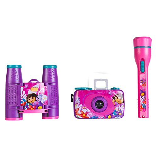 Nickelodeon Dora the Adventure Outdoor Kit - Purple (24067)