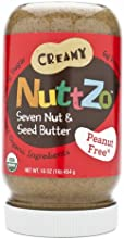 Nuttzo - Organic Creamy Peanut Free Multi-Nut Butter Healthy Delicious amp ALA Omega-3 Buy Case of S