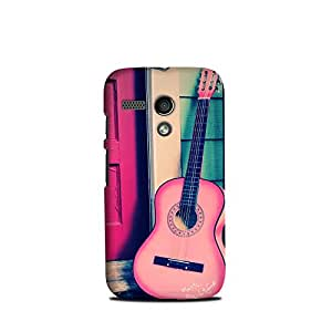 Moto G designer case and cover printed mobile back cover Music Lovers