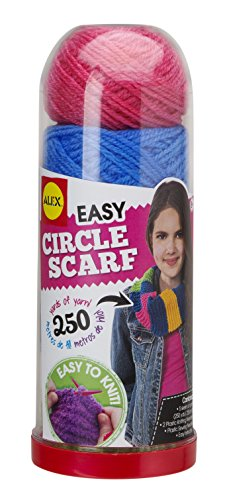 ALEX Toys Craft DIY Circle Scarf - 1