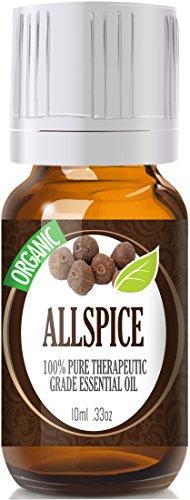 Allspice (Organic) 100% Pure, Best Therapeutic Grade Essential Oil - 10Ml