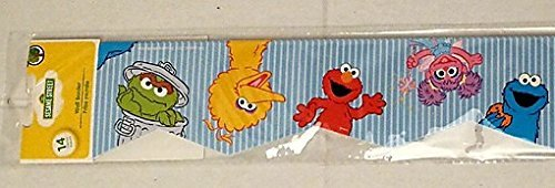 Sesame Street Teaching Tree Manuscript Bulletin Board Set Back to School Creative Strips School Office Resources Scholastic Teacher Teacher's Bulletin Trim Wall Border Decal Classroom Decoration (Easter Bunny Bulletin Board compare prices)