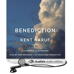 Benediction (Unabridged)