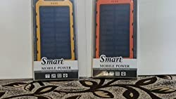 SOLAR POWER BANK 12500mAh
