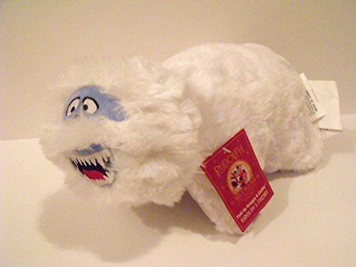 Rudolph the Red Nosed Reindeer Movie Plush Character: Bumble Snowmonster Small Pillow Pet - 1