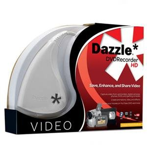 Avid Dazzle DVD Recorder HD