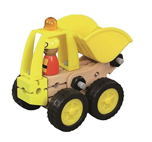 Tonka Bulldozer/Dump Truck Model Builing Kit (26-Piece) (Bulldozer Model compare prices)