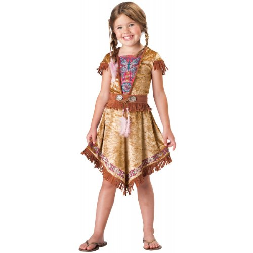 Indian Maiden Costume - Medium