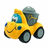 Chicco Funny Vehicle Dump Truck Toy