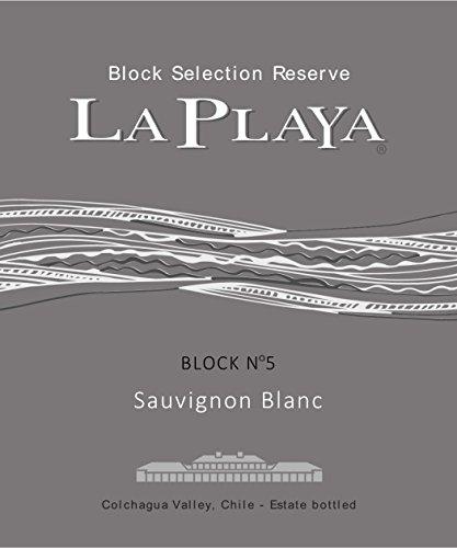 2014 La Playa Block Selection Reserve Sauvignon Blanc 750 Ml
