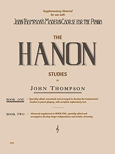 Hanon Studies, Elementary Level: 1