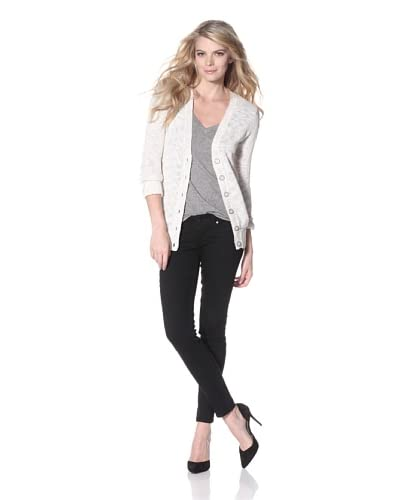 AS by DF Women's Reese Cardigan  - White Swan