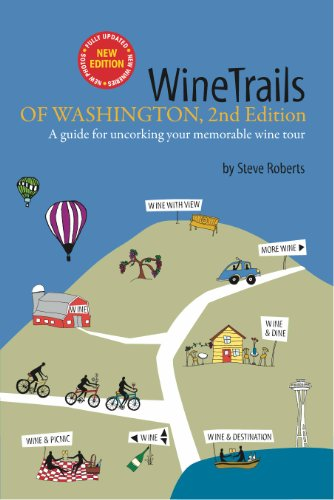 Winetrails of Washington 2nd Edition (Washington Wine Country compare prices)