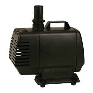 Tetrapond water garden pump 1900 gph pet for Amazon fish ponds