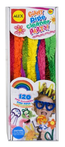ALEX Toys Craft Giant Pipe Cleaner Party - 1