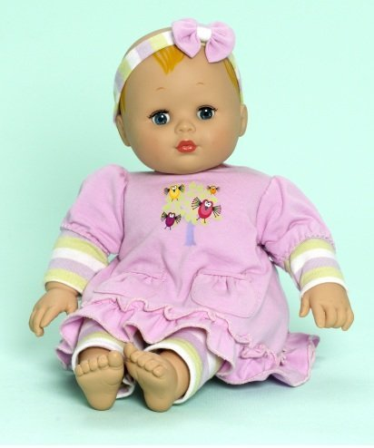 "Alexander Dolls 14"" Buzzy Buggies Baby Cuddles - Play Alexander Collection"