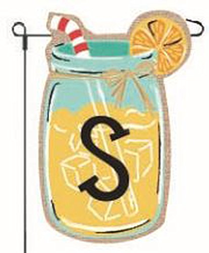 home-garden-flags-monogram-lemonade-mason-jar-burlap-summer-garden-flag-125-x-18-letter-s
