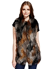Limited Edition Faux Fur Gilet