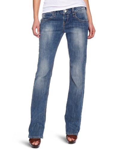 Fornarina - Jeans, Donna, Blu (AG Denim Wash), 40 IT (26W/34L)