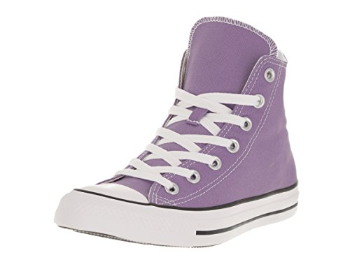 Converse Unisex Chuck Taylor All Star Hi Frozen Lilac Basketball Shoe 6 Men US / 8 Women US