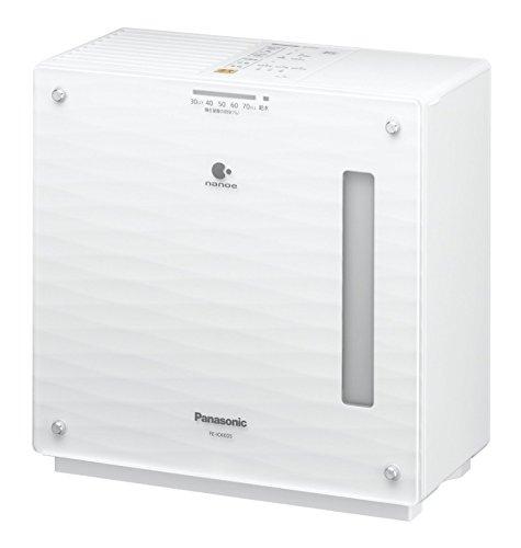 Panasonic ナノイー 気化式加湿機 和室8.5畳/洋室14畳 ミスティーホワイト FE-KXK05-W