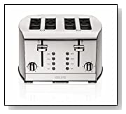 KRUPS KH734D50 Breakfast Set 4-Slice Toaster