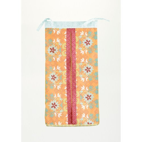 Truly Scrumptious Boho Harmony Nursery Bedding Collection (Diaper Stacker)