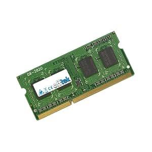 Memoria RAM de 4GB para Toshiba Qosmio X300-15Z (DDR3-10600) - Memoria para portátil