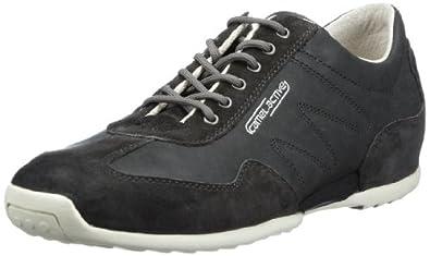 camel active Space 21, Herren Sneakers, Grau (charcoal), 43 EU (9 Herren UK)