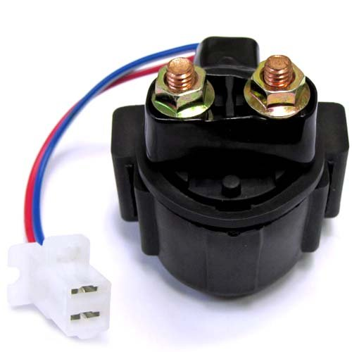 Caltric Starter Solenoid Relay Fits Yamaha BADGER 80 YFM80 1985-2001 (Yamaha Badger Starter compare prices)