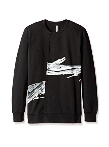 Silent by Damir Doma Men's Samil Printed Sweatshirt