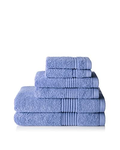 Chortex Ultimate 6-Piece Towel Set, Chambray