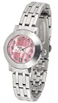 Southern Illinois Salukis Dynasty Ladies Watch with Mother of Pearl Dial