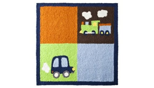 Boys Bedding Cars front-144856