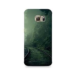 TAZindia Designer Printed Hard Back Case Cover For Samsung Galaxy S6 Edge Plus
