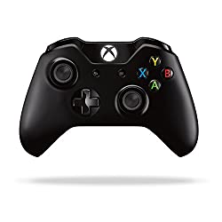 Microsoft Xbox One Wireless Controller (Black)