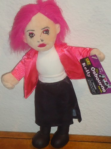 "The Osbourne Family KELLY 11"" Plush Doll - 1"