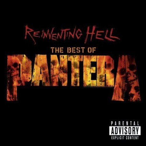 CD : Pantera - Reinventing Hell: Best of (Portugal - Import)