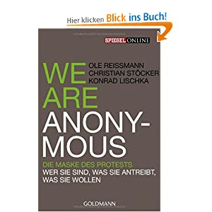 We are Anonymous - Cover