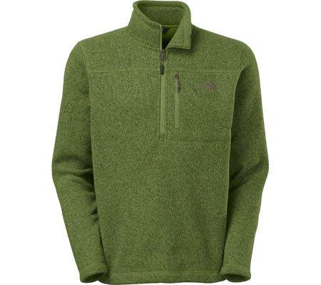 the-north-face-gordon-lyons-1-4-zip-mens-large-grip-green-heather
