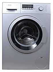 Bosch WAK24268IN Fully-automatic Front-loading Washing Machine (7 Kg , silver/grey )