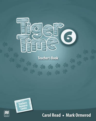 Tiger Time Level 6 Teacher's Book Pack