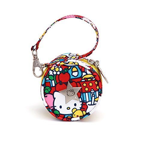 Ju-Ju-Be Hello Kitty Collection Paci Pod Pacifier Holder, Tick Tock