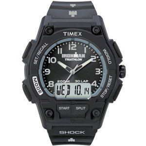 New High Quality Timex Ironman 30-Lap Shock Resistant Combo – Black/Black Watch
