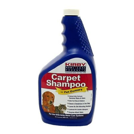 Kirby 235406 Pet Owners Carpet Shampoo - Use With Kirby Home Care System front-621032
