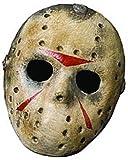 ジェイソン デラックス エバ ホッケー マスク Jason Deluxe Eva Hockey Mask / 4170
