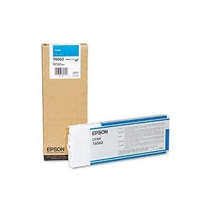 Epson C13T606200 Cartouche d'encre cyan pour Stylus Pro 4800/4880