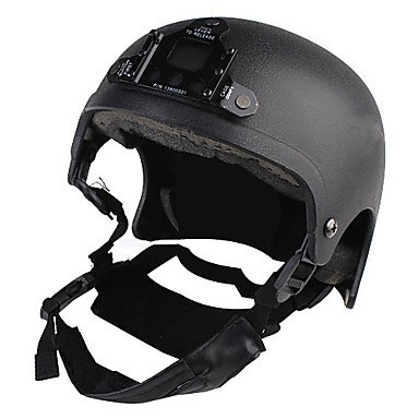 Xs War Game Or Motorcycle Helmet With Lighting Mount Holder