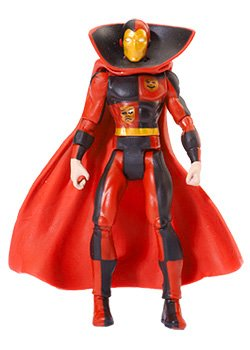 Buy Low Price Mattel DC Universe Infinite Heroes Exclusive Crisis on Infinite Earths Action Figure #49 Psycho Pirate (B003PB8LFM)